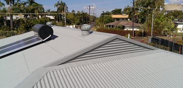 Roof Repairs And Maintenance In Darwin Darwin Colorbond Cladding